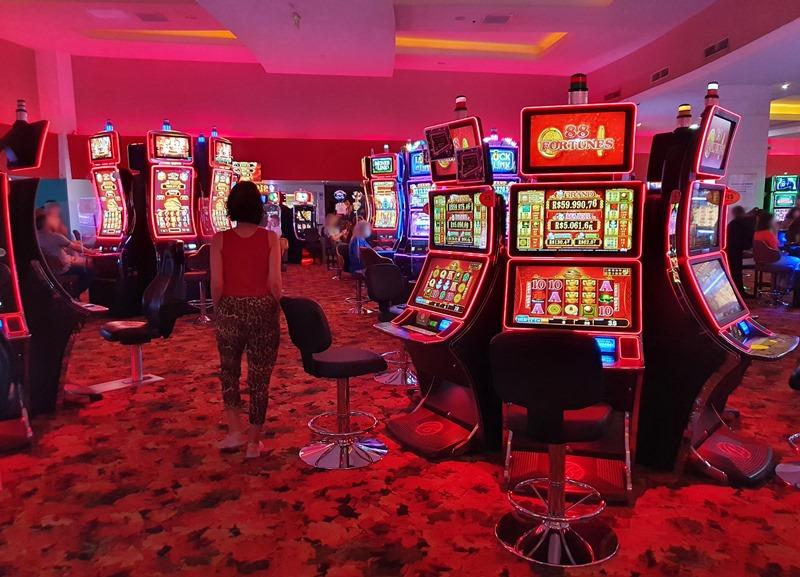 Hotel Casino Acaray Paraguai