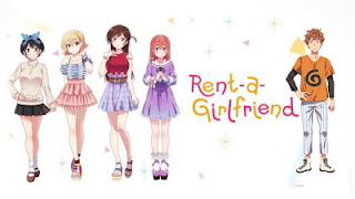 Rent A Girlfriend In Hindi Dubbed Episodes