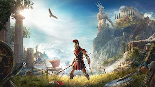 Assassin's Creed Odyssey PS3 Wallpaper