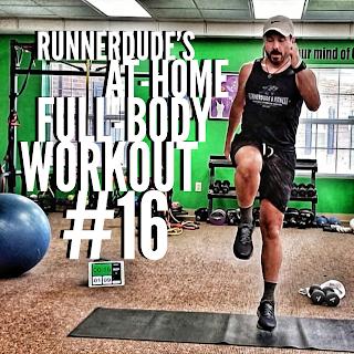 RunnerDude s At-Home Full-Body Workout #16