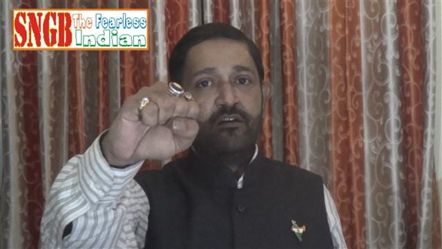 Boycott chine chinese products companies Akhil Bhartiya SNGB ABPP UIO