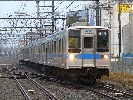 東武野田線 運河行き 10300系
