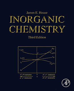 Inorganic Chemistry 3rd Edition by James House