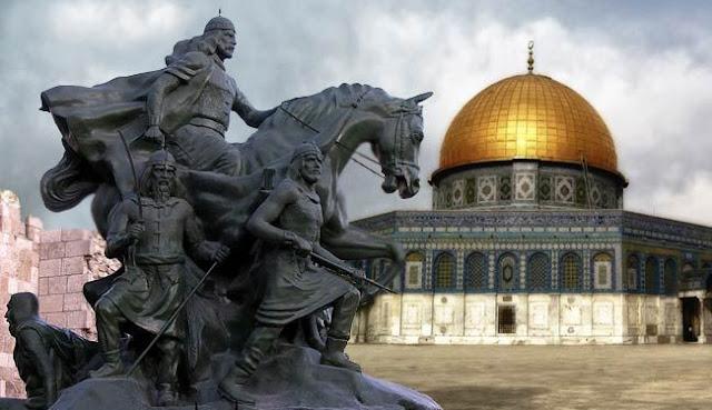 ولادة صلاح الدين الأيوبى