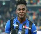 Colombian striker Duvan Zapata has been Atalanta's top scorer