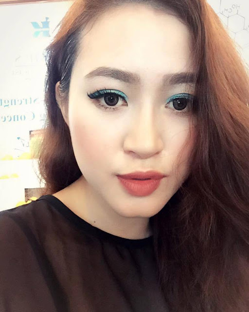 Review Bộ Trang Điểm Mắt Eye of Horus Goddess Pencil và Goddess Brown Define , eye of horus, red leaf beauty, trang điểm mắt, eyes make up