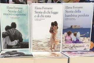 Έλενα Φεράντε : Ιστορία και βιβλία