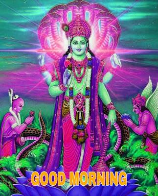 good morning lord narayana hd images