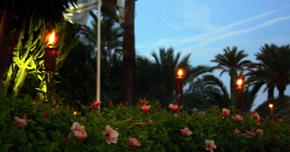 Marzua antorchas de jard n para las noches m s claras for Antorchas para jardin