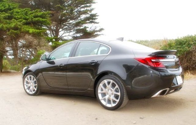 2018 Buick Regal Specs