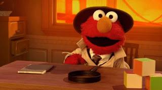 Elmo the Musical Detective the Musical, Ham Actor, velvet, meek cube, Sesame Street Episode 4318 Build a Better Basket season 43