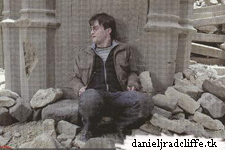 More Harry Potter and the Deathly Hallows part 2 photos (Italian sticker book)