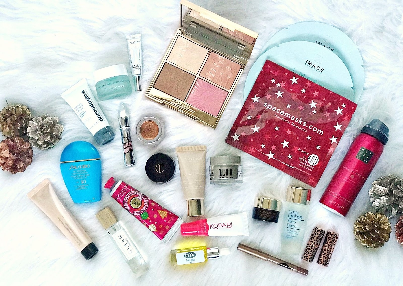 Hand luggage beauty picks for a winter trip to Rome!