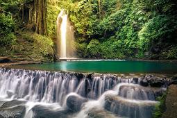 Curug Putri Palutungan, Air Terjun Tempat Pemandian Bidadari di Kaki Gunung Ciremai