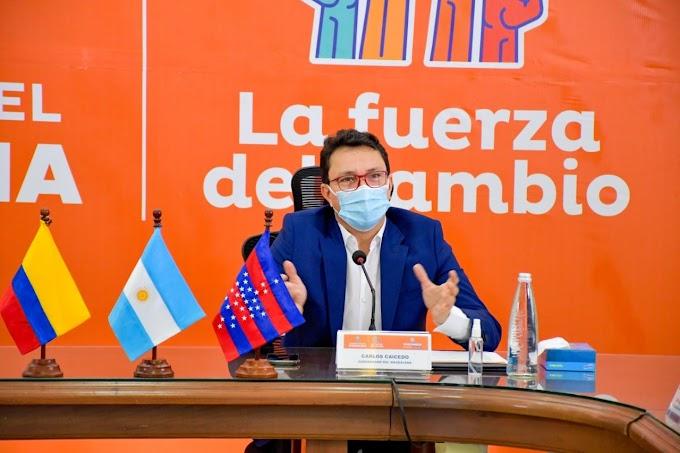 Justicia le da la razón a Caicedo al resolver contra diputados que pretendían negar cercanías con 'Cartel de la Salud' y matoneo hacia el gobernador