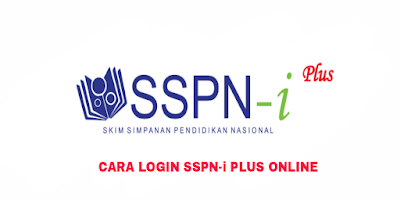 Cara Login Akaun SSPN-i Plus Online