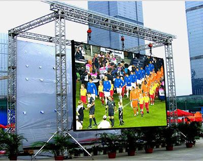 Công ty cung cấp màn hình led p2 ngoài trời tại Thái Nguyên