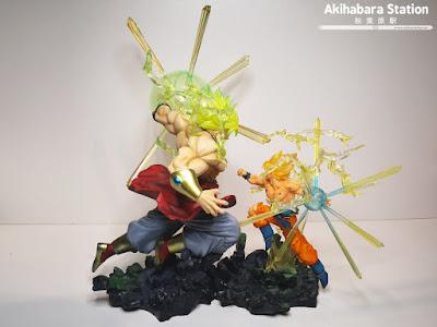 Figuarts ZERO Super Saiyan Son Goku de Dragon Ball Z - Tamashii Nations
