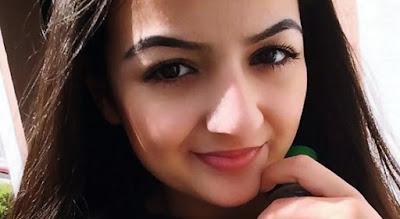Schöne Tante aus dem Arabischen