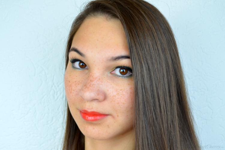 Makeup zu Sleek Del Mar II