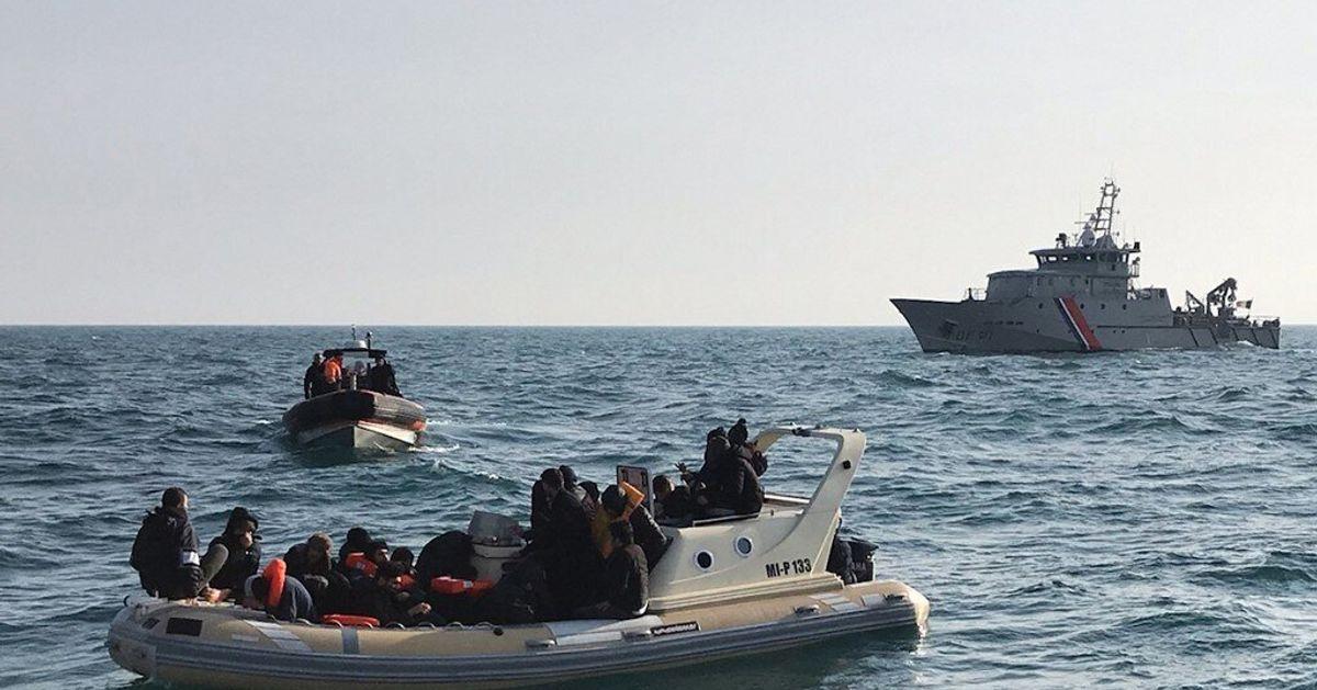 Migrants : tentatives massives de traversée de la Manche, ce mercredi