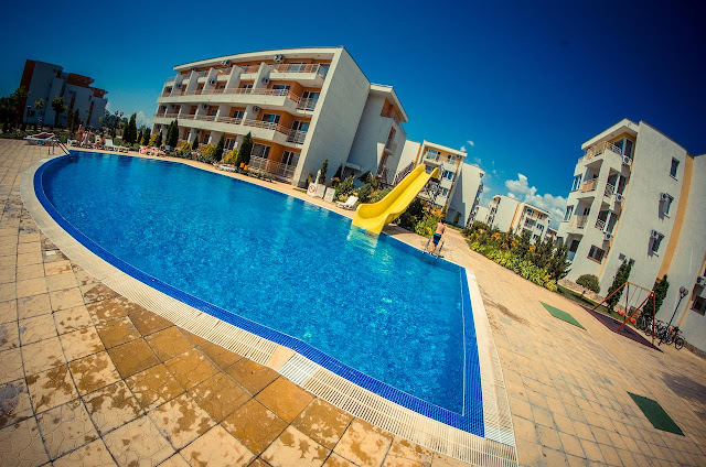 Nessebar and Holiday Fort Apartments - Sunny Beach