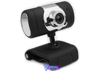 Gambar Hardware Input Komputer Webcam