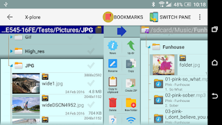 X-plore File Manager Donate v4.14.58 Paid APK