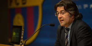 Barcelona presidential candidate Freixa hits out at Messi for disrespecting Barca with his attempt to leave