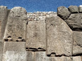 Muralhas de Sacsayhuaman, em Cusco