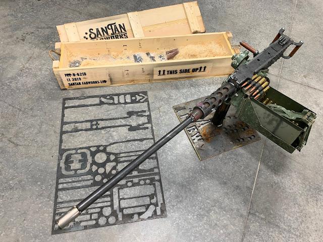 M2HB Replica Kit
