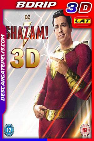 ¡Shazam! (2019) BDrip 3D SBS 1080p Latino – Ingles