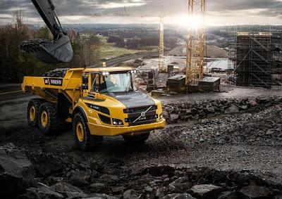 Volvo CE confirma plano de expansão com novos lançamentos no Brasil e AL