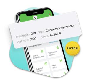 aplicativo pagamento conta