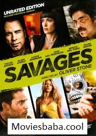 Savages (2012) Full Movie Dual Audio Hindi BRRip 720p