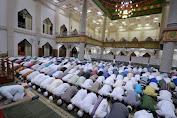 berikut niat ibadah sholat tarawih dan witir lengkap-ramadan