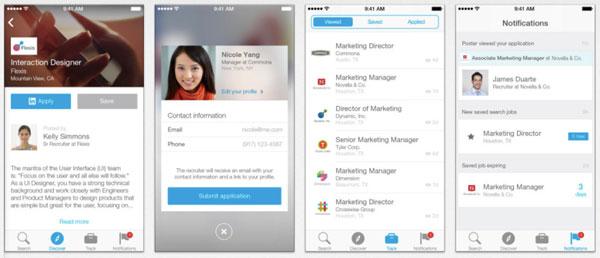 Update LinkedIn di iOS, Hadirkan Notifikasi Realtime