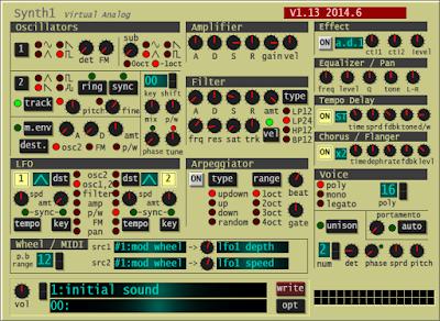 Synth1 VST Plugin