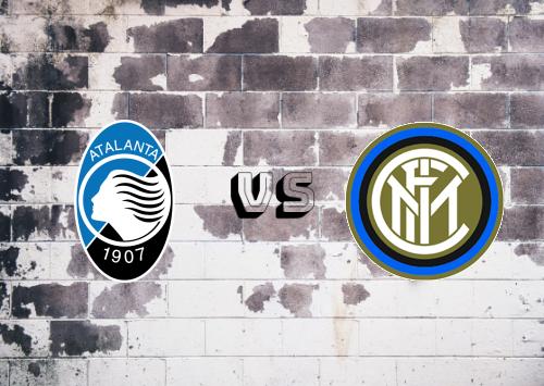 Atalanta vs Internazionale  Resumen y Partido Completo