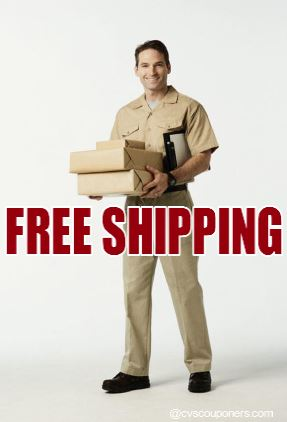 Is shipping FREE for members on cvs.com?