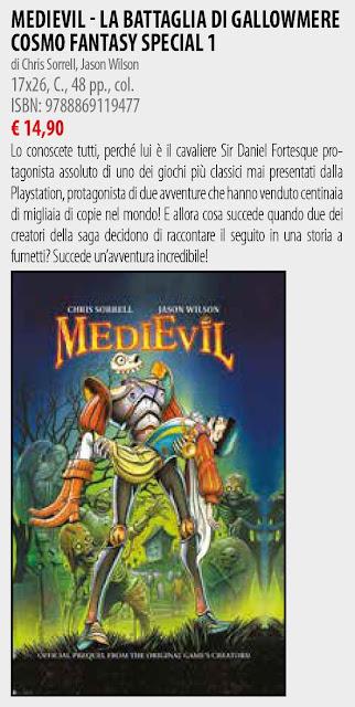 MediEvil #1- La battaglia di Gallowmere
