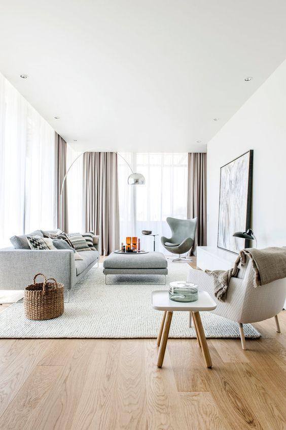 Otthon és Dekor: Tippek egy pihentető nappalihoz