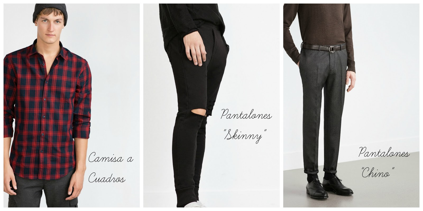 bbc1108bb5c FashionBlogger: Tendencias Otoño/Invierno 2015-2016 Hombre