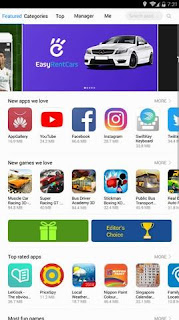 تحميل متجر هواوي للتطبيقات 2021 Huawei AppGallery