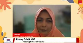 Malika Manager Program & Podcast KBR