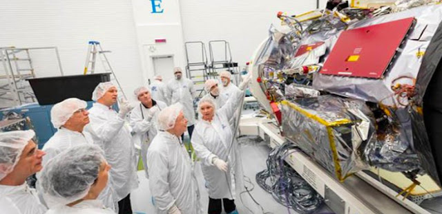 NASA Kirim Pesawat ke Matahari, Bawa Nama Manusia