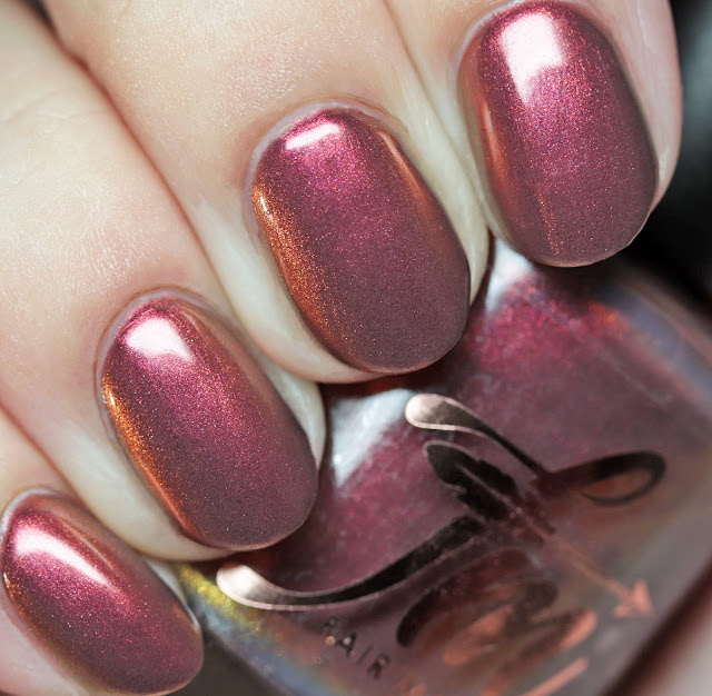 Fair Maiden Polish Velveteen