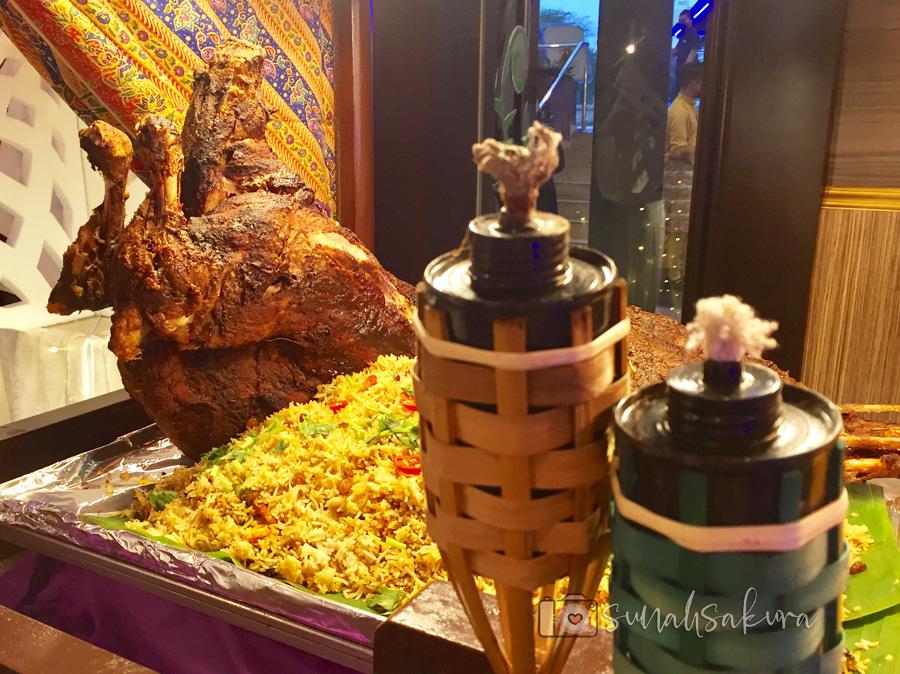Buffet Ramadhan 2021: Iftar Bazar Ramadan di Amansari Residence Resort Seri Alam