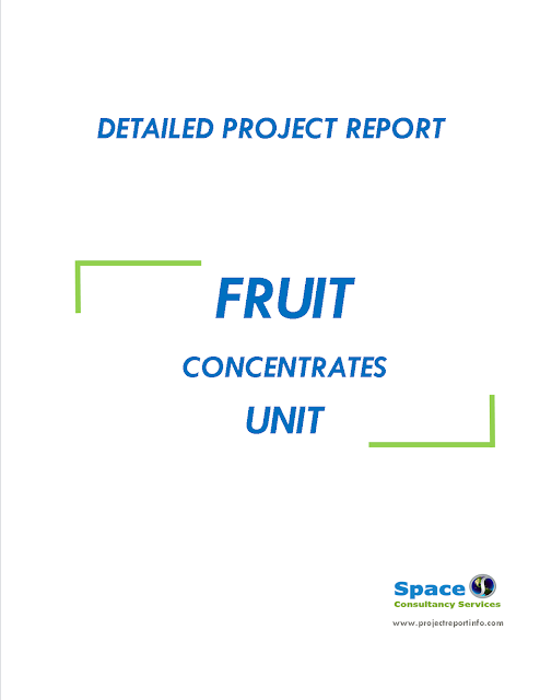 Project Report on Fruit Concentrates Unit