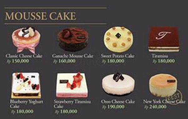 Sweet  Cake Jakarta
